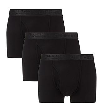 Three-Pack Boxers