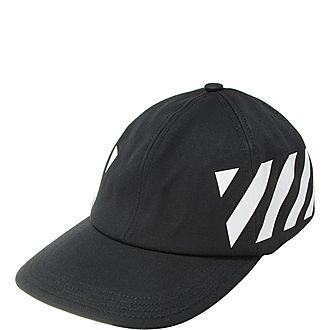 Diagonal Baseball Cap