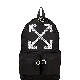 Airport Arrows Backpack