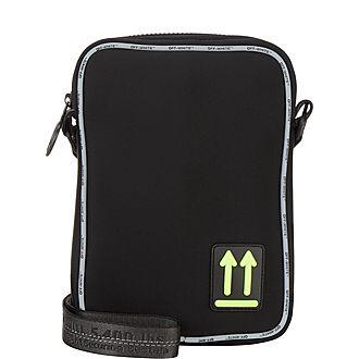 Neon Arrows Crossbody Bag