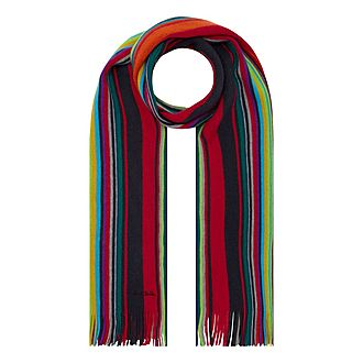 Fennel Striped Scarf