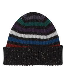 Donegal Stripe Beanie Hat