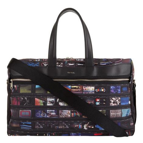 Film Strip Weekend Bag, ${color}