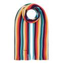Bright Striped Scarf, ${color}