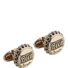 Beer Cap Cufflinks