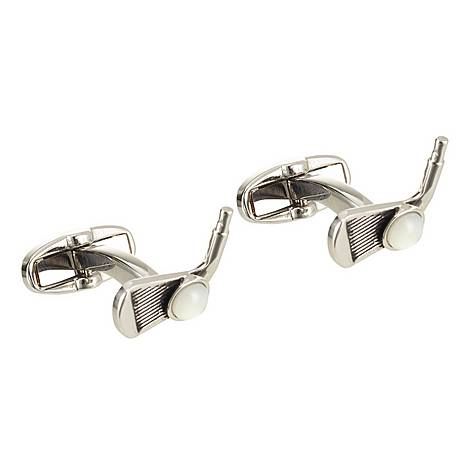 Golf Putter Cufflinks, ${color}