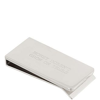Quote Money Clip