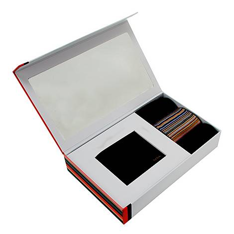 Socks Card Holder Gift Box, ${color}