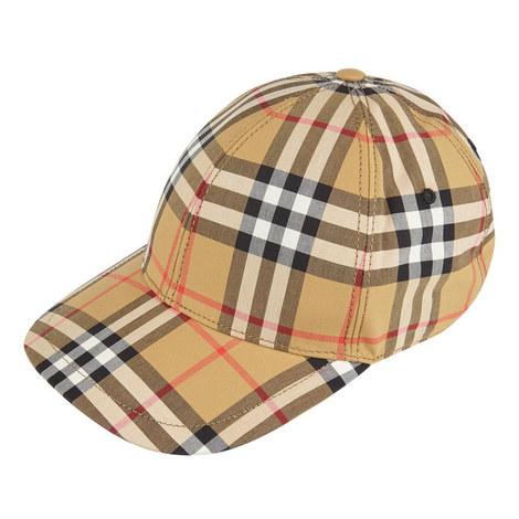 Vintage Check Cap, ${color}