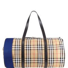 Large Barrel Bag