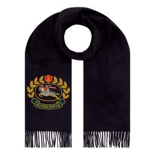 New in BURBERRY Crest Scarf €390.00 d515a490fec
