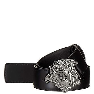 Medusa Portrait Belt