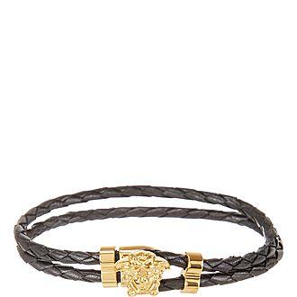 Braided Medusa Bracelet