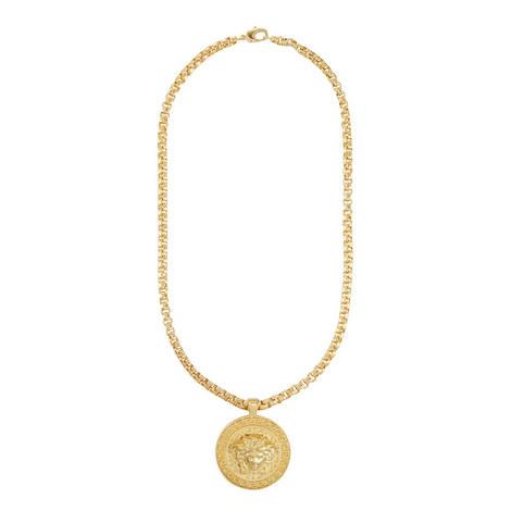 Medusa Chain Necklace, ${color}