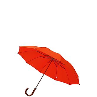Whangee Cane Crook Umbrella