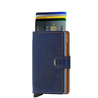 Indigo Mini Wallet