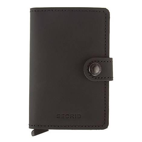 Matte Mini Wallet, ${color}