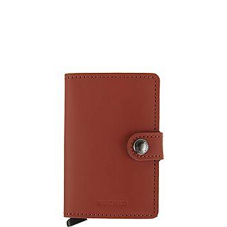 Matte Mini Wallet