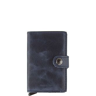 Vintage Mini Wallet
