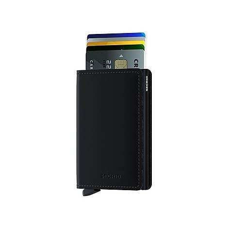 Matte Slim Wallet, ${color}