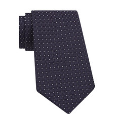 Square Dot Pattern Tie