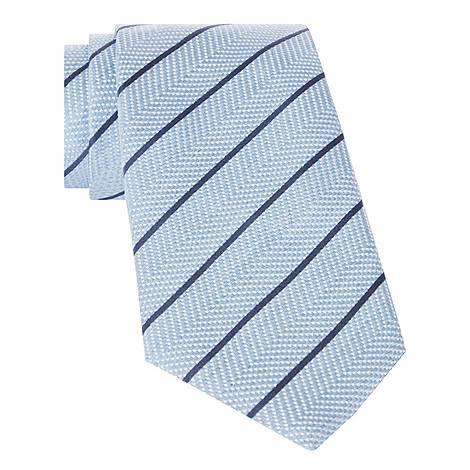 Diagonal Striped Tie, ${color}