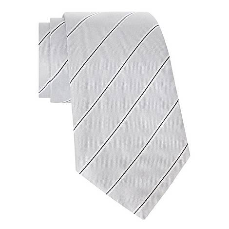 Diagonal Striped Tie, ${color}