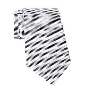Diagonal Rectangle Tie