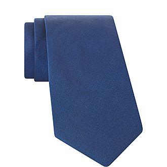 Solid Textured Tie