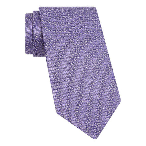 Woven Tonal Pattern Tie, ${color}
