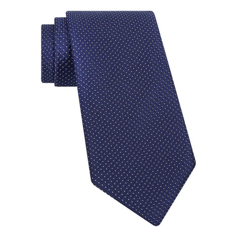 Textured Dot Tie, ${color}