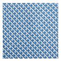 Woven Square Check Tie, ${color}