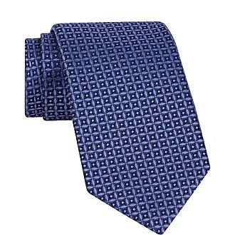 Star Silk Tie