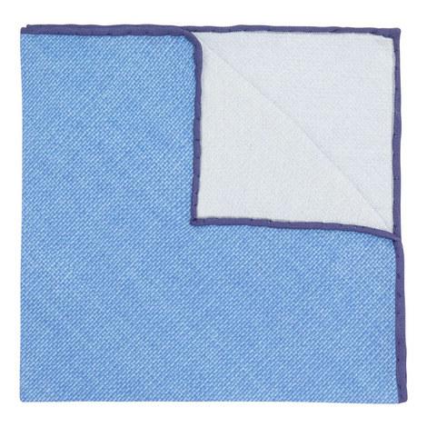 Woven Print Pocket Square , ${color}
