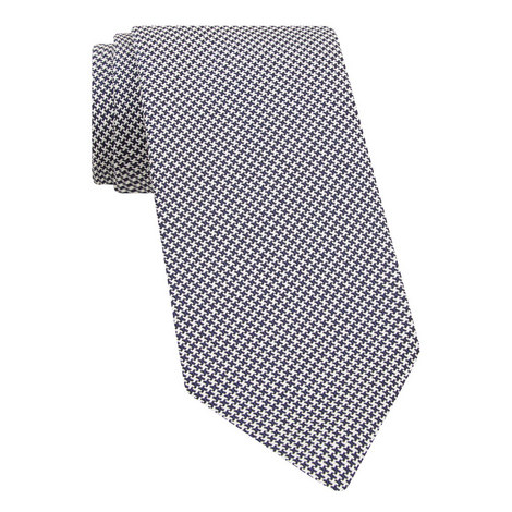 Houndstooth Tie, ${color}