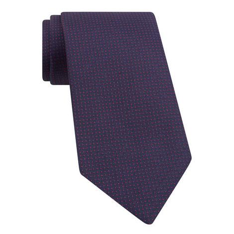 Micro-Dot Pattern Tie, ${color}