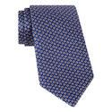 Micro Square Print Tie, ${color}