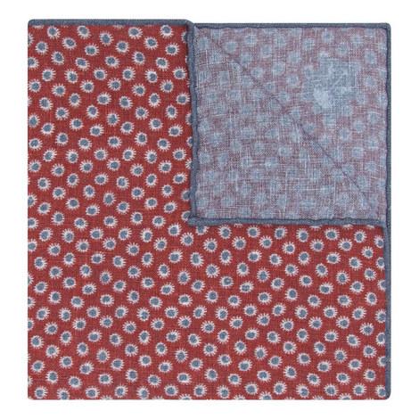 Micro Floral Pocket Square, ${color}