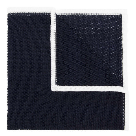Knitted Pocket Square, ${color}
