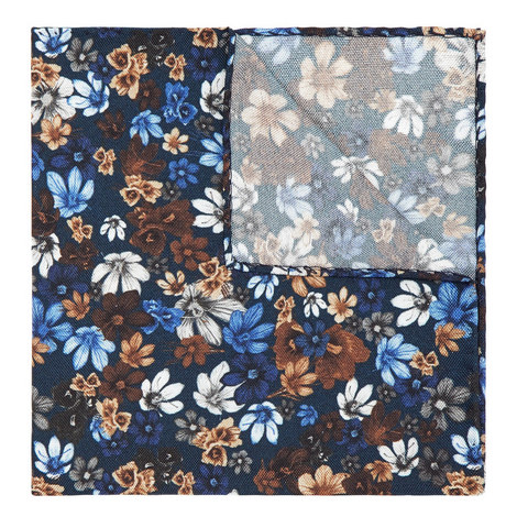 Floral Pocket Square, ${color}