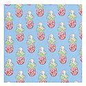 Pineapple Print Tie, ${color}