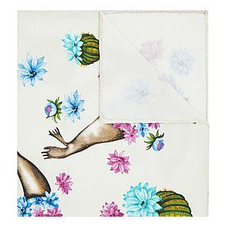 Seal Print Pocket Square