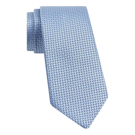 All Over Textured Tie, ${color}