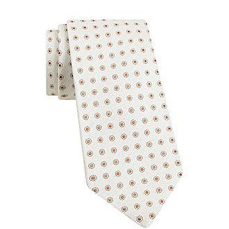 Small Flower Tie