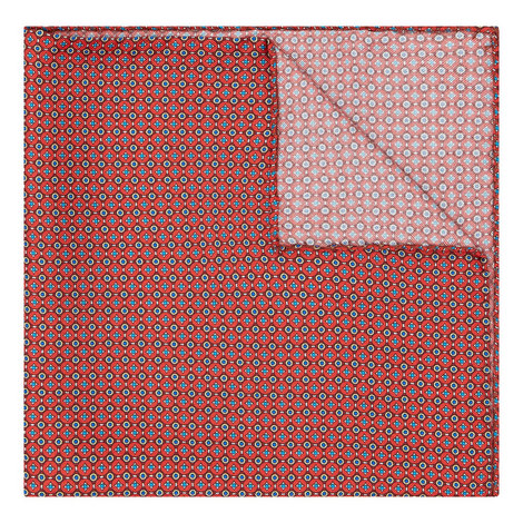 Micro Geometric Diamond Pocket Square, ${color}