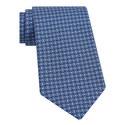 Gancini Printed Tie, ${color}