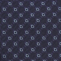 Gancini Pattern Tie, ${color}