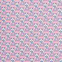 Waving Cat Print Tie, ${color}