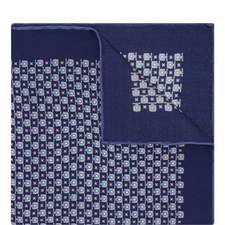 Computer Print Pocket Square