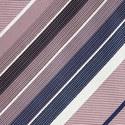 Multi Stripe Silk Tie, ${color}